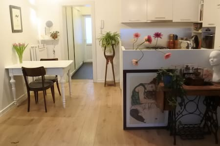 charming appartment near central station - Antwerpen - Huoneisto