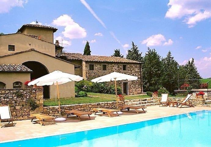 Appartamento in campagna del Chianti - San Casciano in Val di pesa - Apartment