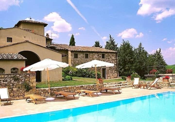 Appartamento in campagna del Chianti