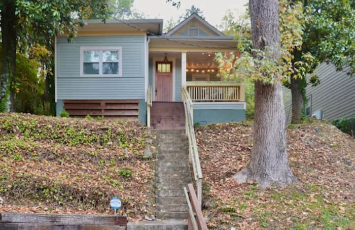 "3/2Ba ""Treehouse"" North Chatt .5m downtown/frazier"