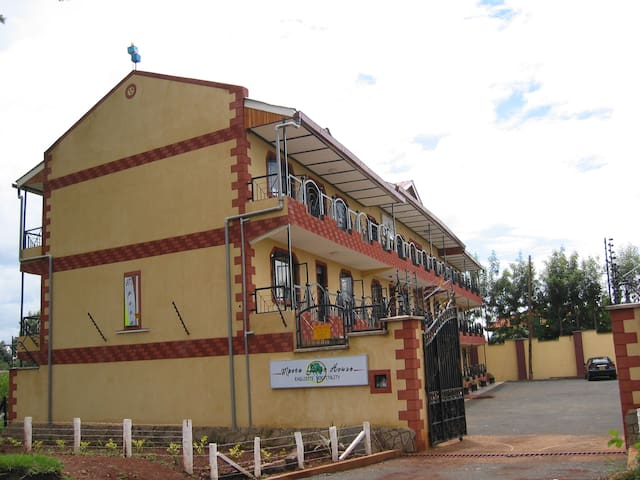 MPETA HOUSE NYERI