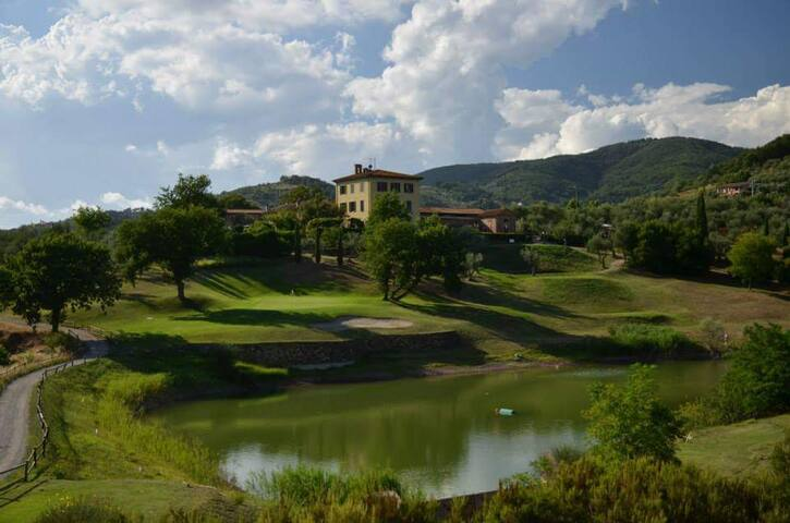 Relax & Golf in Toscana - Monsummano Terme - Bed & Breakfast