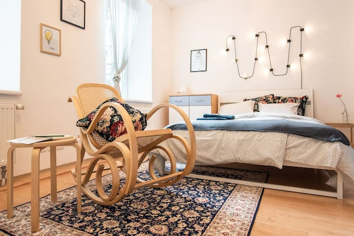 Idea Room - close to Brno historical center