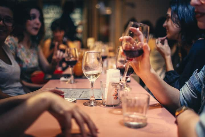 cheers + conversations