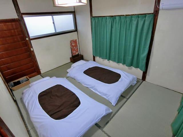 Private small room, No-smoking, Share bath room,