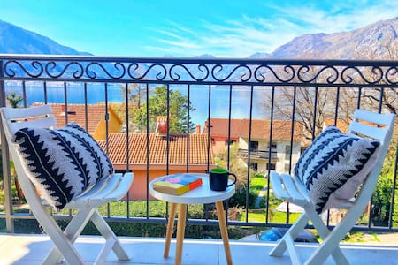 ✸Beautiful 2BR Apt-Amazing Sea View-Steps to Sea✸