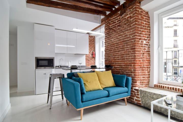 Fabulous apartment on Calle Mayor