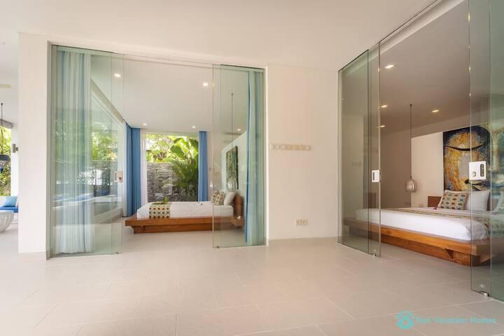 Green Residence City Villa Room