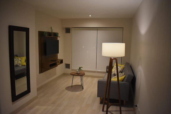 Apartamento de estreno - Sientente como en casa!