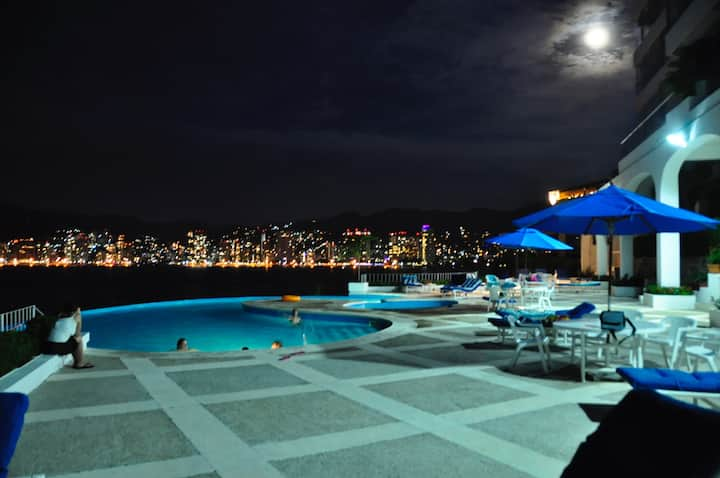 Exclusive and with the best view and location!