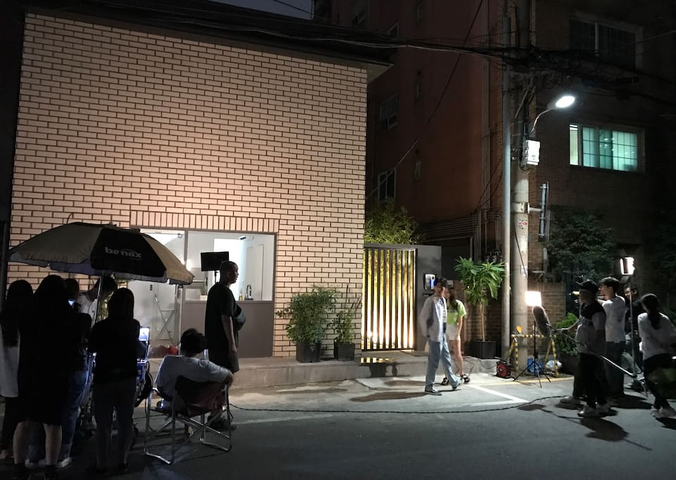 Korean Drama place JTBC 드라마 촬영장소