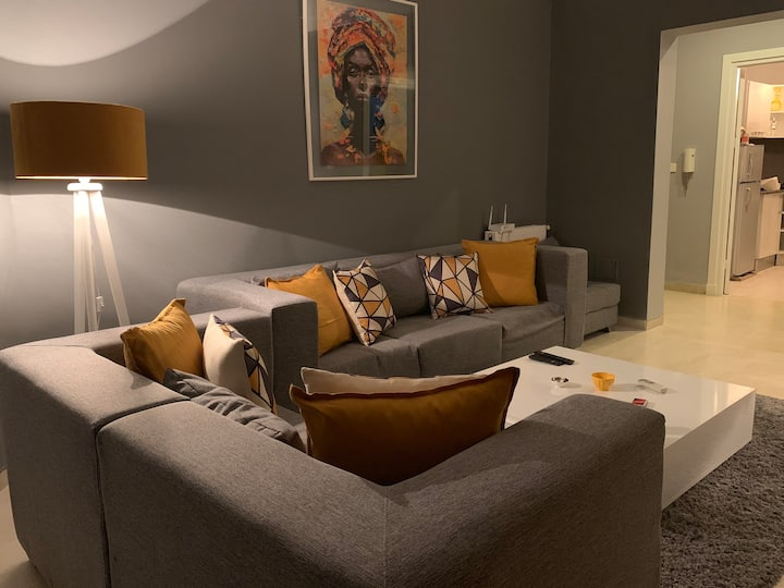 Cosy apartment