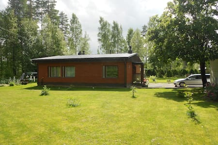 Country house near Lappenanta - Lappeenranta