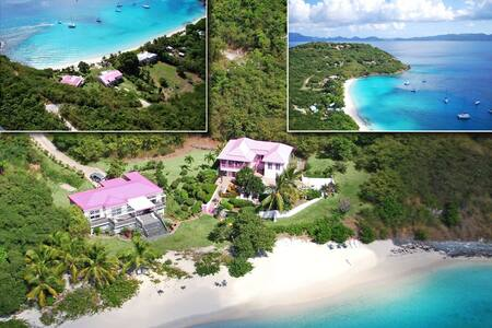 Pink House Villas - 2 Oceanfront Villas