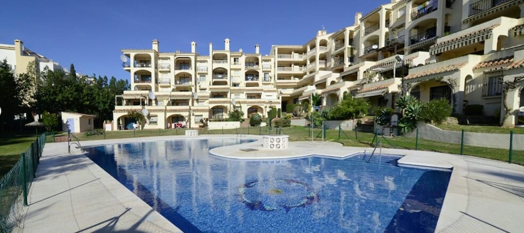 Apartment in Costa del Sol- up to 4 people