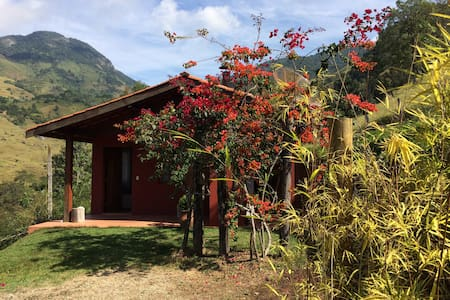 Beautiful cottage in the mountain. - São Bento do Sapucaí