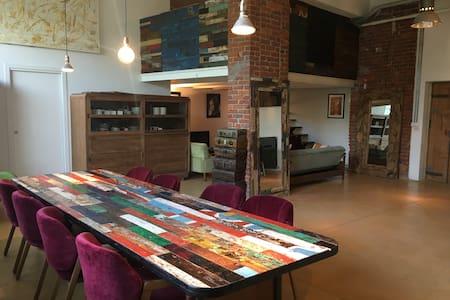 Splendido loft-design di 140 mq - Milán - Loft