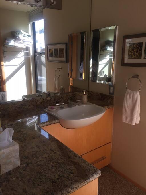 Bathroom for Bedroom #3