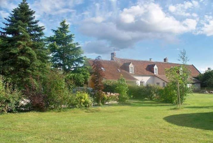 Chambre cosy et Spa, Châteaux Loire et Zoo Beauval