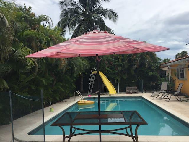 A centrally located Miami gem - Miami - Apartment
