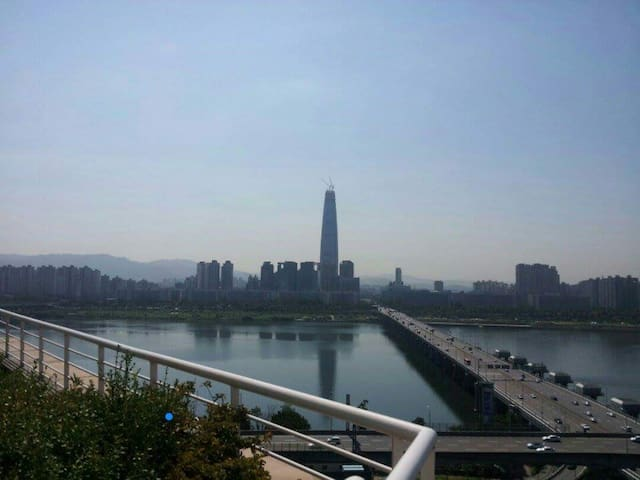 long term rent/ hanriver/ jamsil
