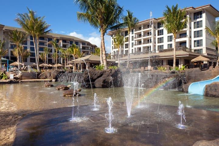 3 BR Oceanfront Villa at Westin Nanea Ocean Villas