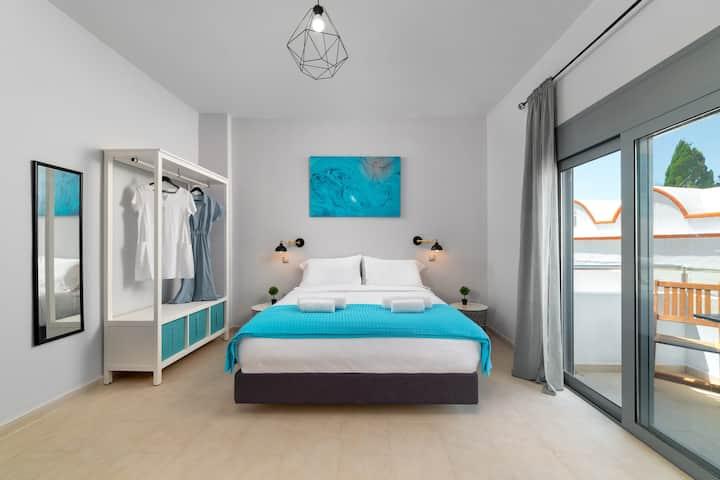 Ble Azzure- Turquoize Apartment