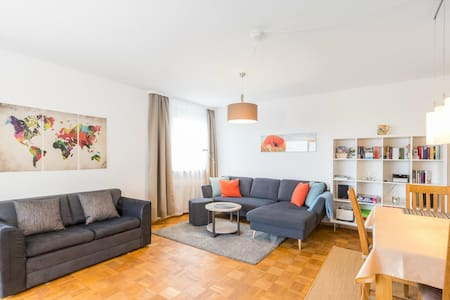 Modern Holiday Apartment Alex with Wi-Fi and Balcony; Parking Available