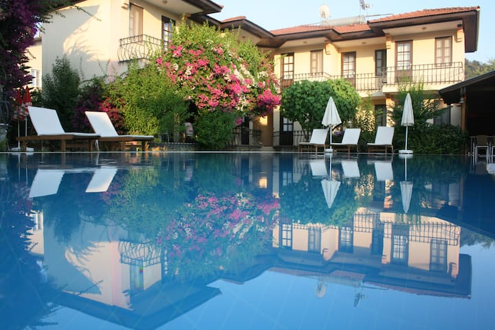 Görkem Apart+Otel Organic Breakfast and Relaxation - Göcek Belediyesi - Bed & Breakfast