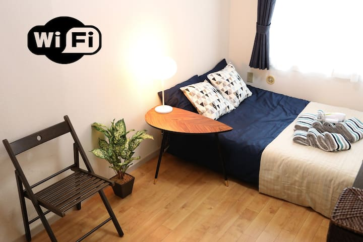 Renovated! IKEBUKURO North Apt. 3 Min to Station#5 - Toshima-ku - Apartamento