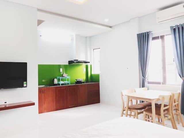 Maison Khanh-Modern Studio near Airport 3