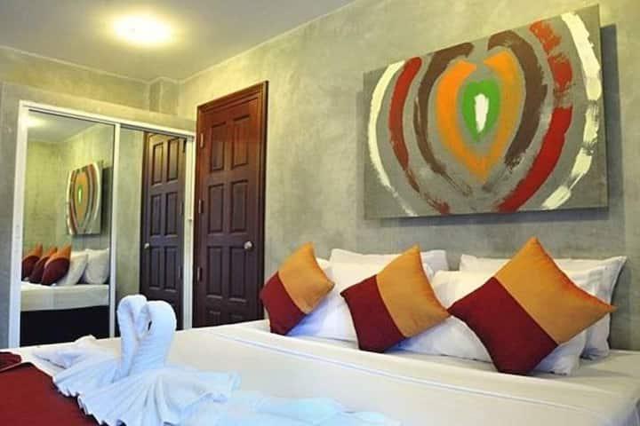 Baan Kamala Fantasea Hotel ; 32 Sqm Deluxe Double
