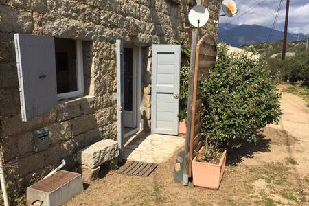 Appartement 3 pers au milieu du village - Pianottoli-Caldarello - Apartmen