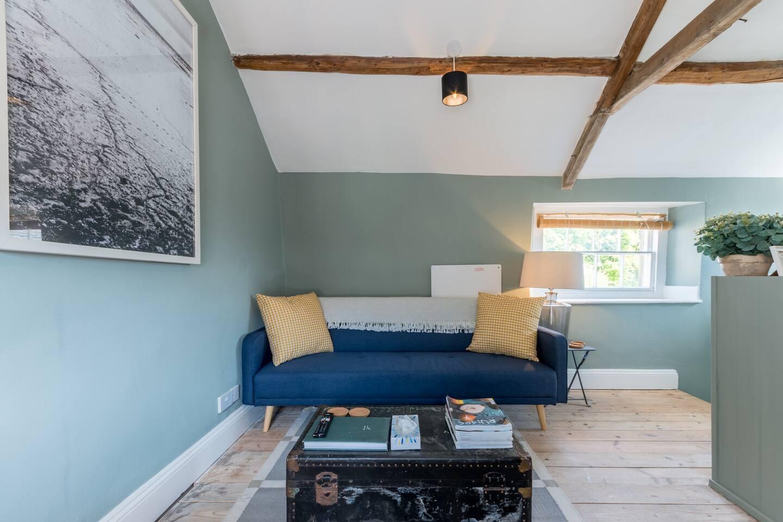 Living Room on top floor