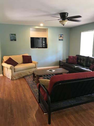 Dhoma e ndenjjes