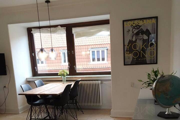 Skøn og billig lejlighed i Aalborg