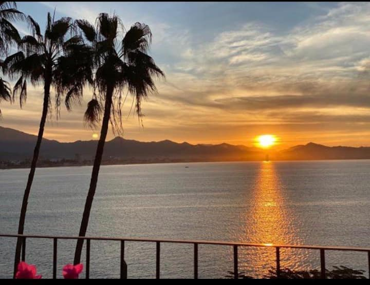 Espectacular Playa Sol Las Hadas Sunset