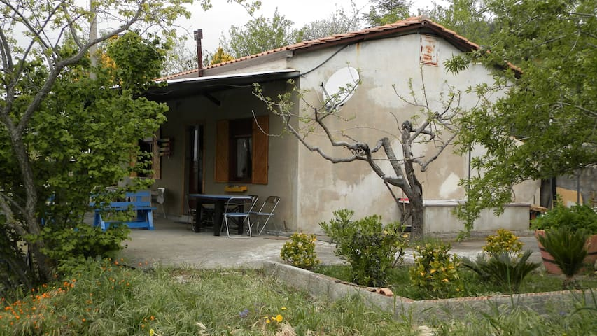 Bucolic stay in Nebrodi's - troina - Villa
