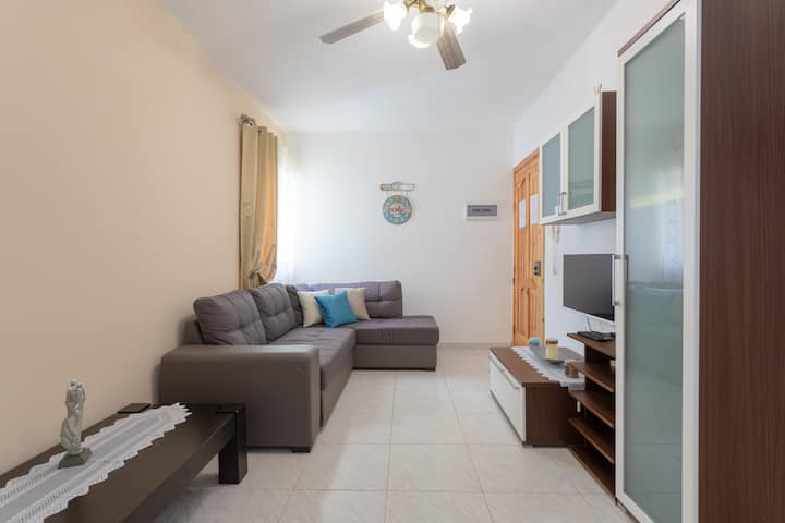 Beautiful apartment in the heart of Bugibba.