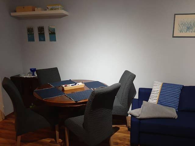 Ainola. Cosy apartment, close to city centre.