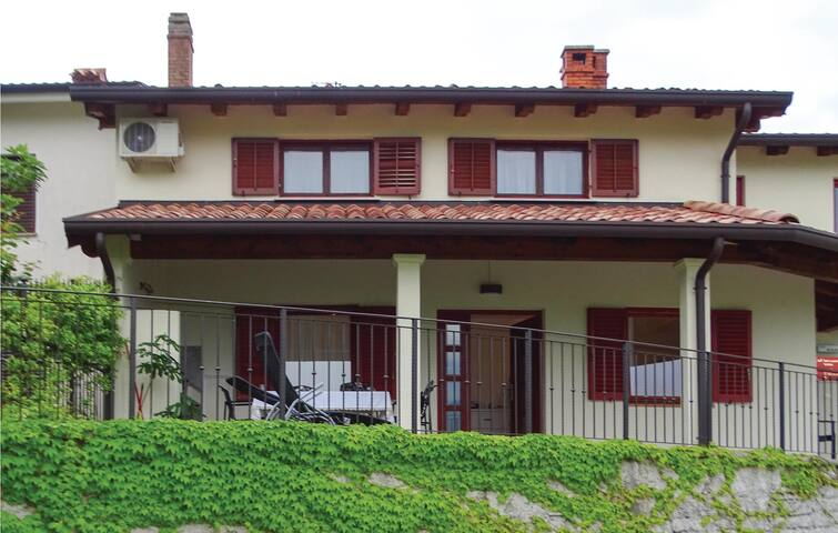 Holiday apartment with 1 bedroom on 24m² in Dobrovo v Brdih