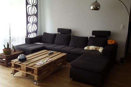 Appartement convivial Fribourg - Granges-Paccot - Lejlighed