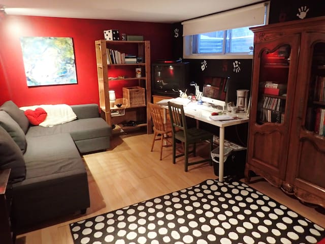 Housing well located in Ahuntsic! - Montréal - Hus