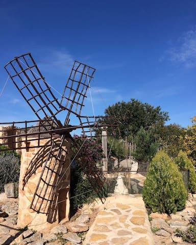 Casa Rural en Formentera - San Francisco - Huis