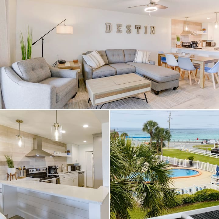 Gulf View on Scenic Drive - NETFLIX included
