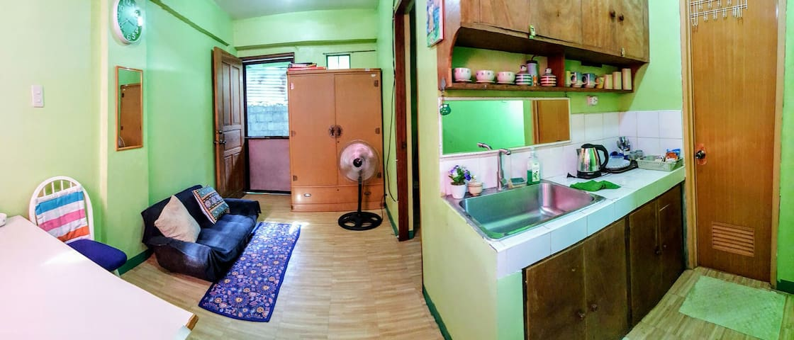 Home Away from Home, Apartment in Coron - Coron - Apartamento