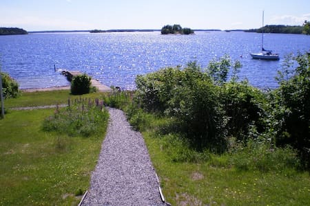 In the heart of the archipelago of Stockholm - Norrtälje SO - 独立屋