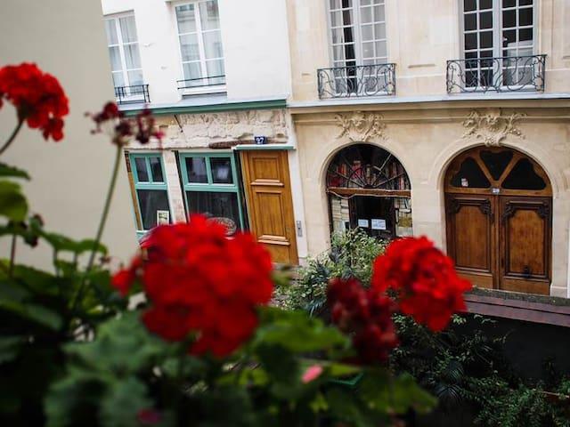 Latin Quarter, St Germain apartment - Paris - Apartemen