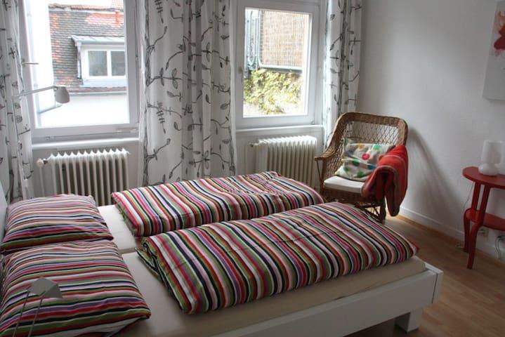 1 A Lage Appartement in der Altstadt/ Hauptstrasse
