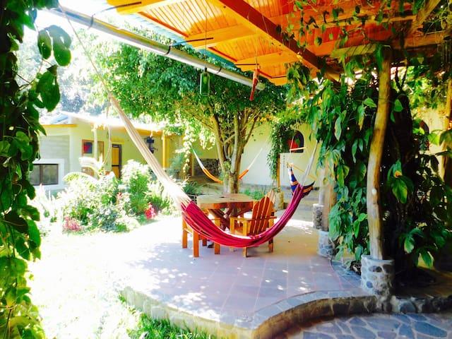 Habitación Níspero, La Casa Zapote San Marcos LL